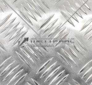 Лист алюминиевый рифленый в Нижнем Новгороде